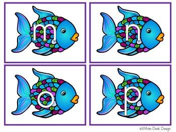 Rainbow Fish {Back to School Activities}