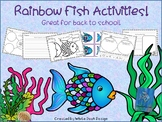 Rainbow Fish {Back to School Activities}