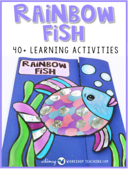 Rainbow Fish Book Companion (70+ pages)