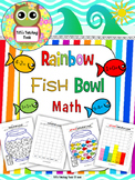 Rainbow Fish Bowl Math