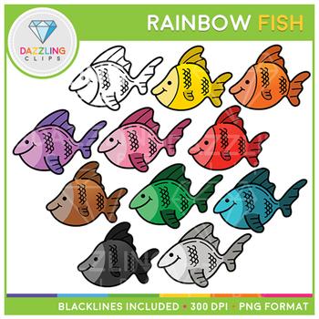 Rainbow Fish Project Worksheets Teachers Pay Teachers