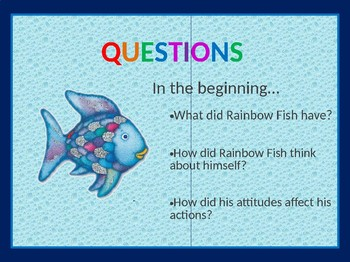 Rainbow Fish Community Building Lesson