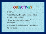 Rainbow Fish Community Building Lesson