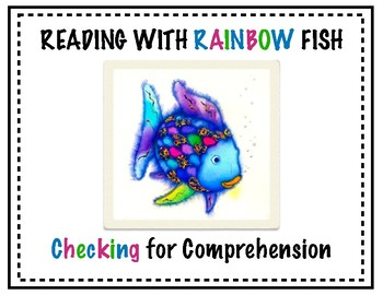 Rainbow Fish Comprehension Activity