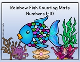 Rainbow Fish Counting Mats