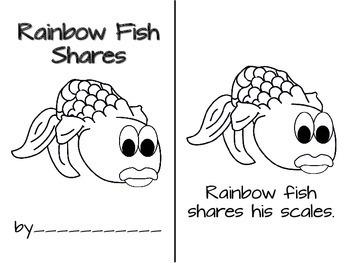 Rainbow Fish ELA & Math Unit