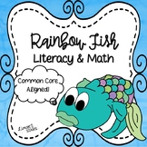 Rainbow Fish ELA & Math Unit