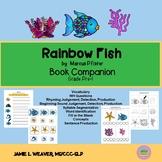 Rainbow Fish Language Literacy Activity