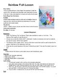 Rainbow Fish Lesson Plan