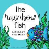 Rainbow Fish - Literacy and Math Activities