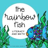 Rainbow Fish - Literacy and Math Activities   Printables