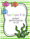 Rainbow Fish: Making Teen Numbers