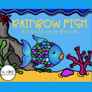 Rainbow Fish Comprehension Worksheets Teaching Resources TpT