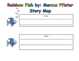 Rainbow Fish Story Map