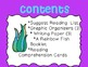 Rainbow Fish Unit~ Includes Graphic Organizers & Much More!