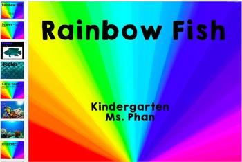 Rainbow Fish Vocabulary Words