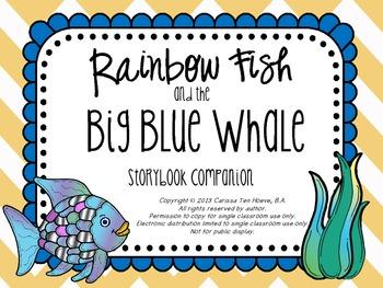 Rainbow Fish and the Big Blue Whale: Speech & Language Sto