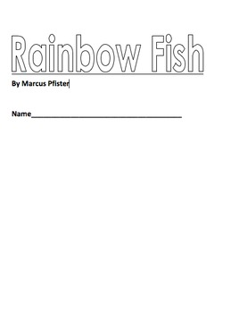 Rainbow Fish booklet