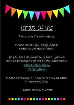 Name Tags - Rainbow Flags