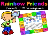 Rainbow Friends of Ten Board Game