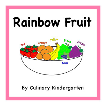 Rainbow Fruit Cookbook