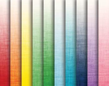 Rainbow Gradient Texture, Digital Papers, Rainbow Set #268