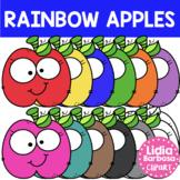 Rainbow Happy Apples