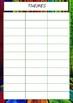 Rainbow Homeschool Curriculum Planner