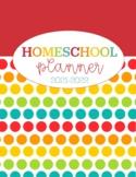 Rainbow Homeschool Planner