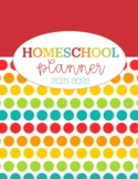 Rainbow Homeschool Planner