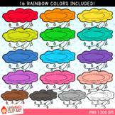 Rainbow Hurricane Clip Art