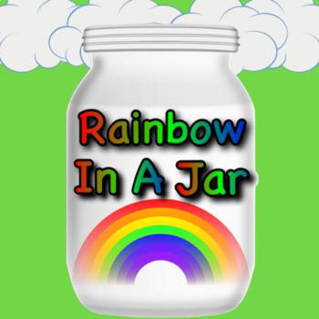 Rainbow In A Jar: Density Lab