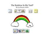 Rainbow In My Yard Book