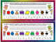 Name Tags EDITABLE Desk Name Plates - Rainbow Kids