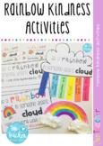 Rainbow Kindness activities