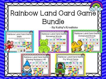 Rainbow Land Games Bundle 1