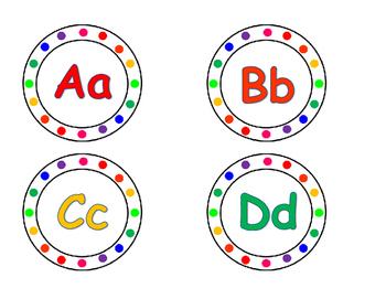 Rainbow Letters