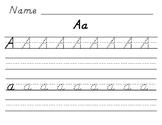 Rainbow Letters (Modern Manuscript)