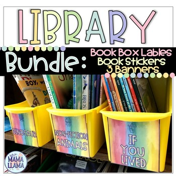 Rainbow Library Bundle