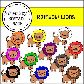 Rainbow Lions