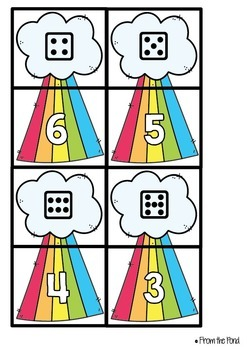 Rainbow Match - Addition Game