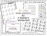 Rainbow Math-Addition