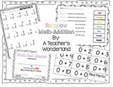Rainbow Math-Addition