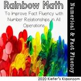 Rainbow Math - All Operations!