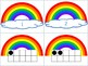 Rainbow Math Centers: Number Order and Ten Frame Matching