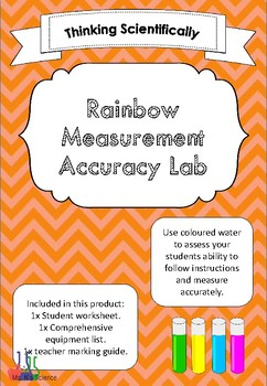 Rainbow Measurement Accuracy Lab
