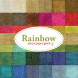 Designer's Resource: Rainbow Mega Pack # 4 - 36 - 12 x 12