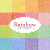 Designer's Resource: Rainbow Mega Pack # 5 - 20 - 12 x 12