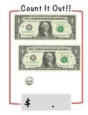 Rainbow Money #1 - Leveled Money Counting Tasks - Life Skills