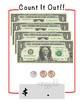 Rainbow Money #2 - Leveled Money Counting Tasks - Life Skills